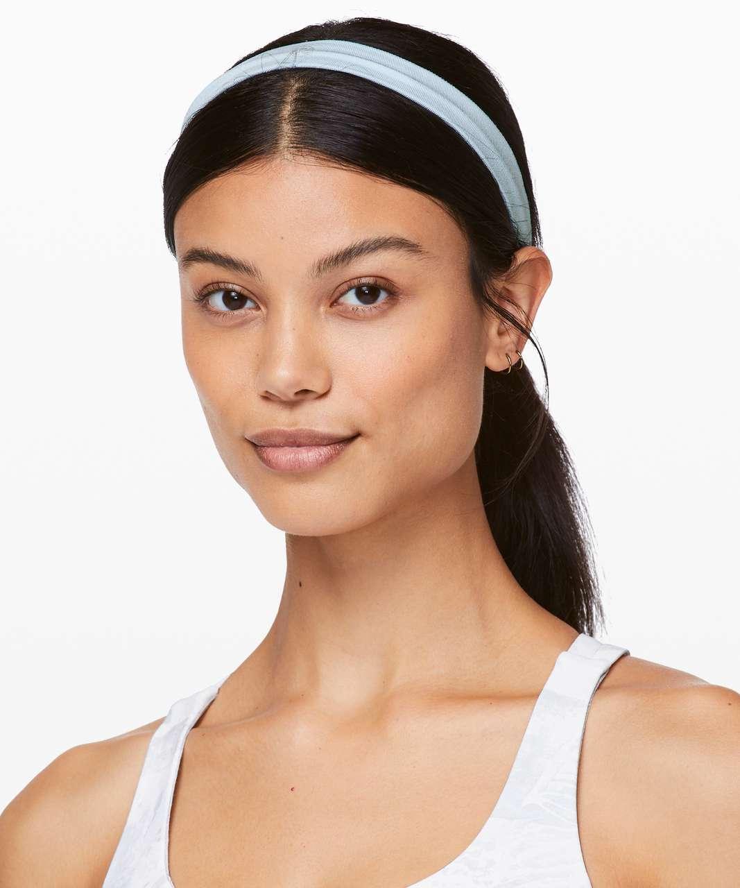 Lululemon Cardio Cross Trainer Headband - Breezy / Breezy