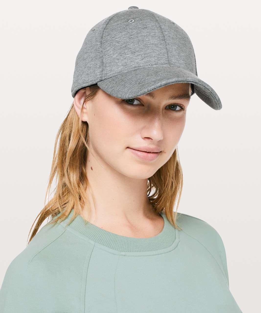 5016e6f48fc01 Lululemon Baller Hat - Heathered Medium Grey   Black - lulu fanatics