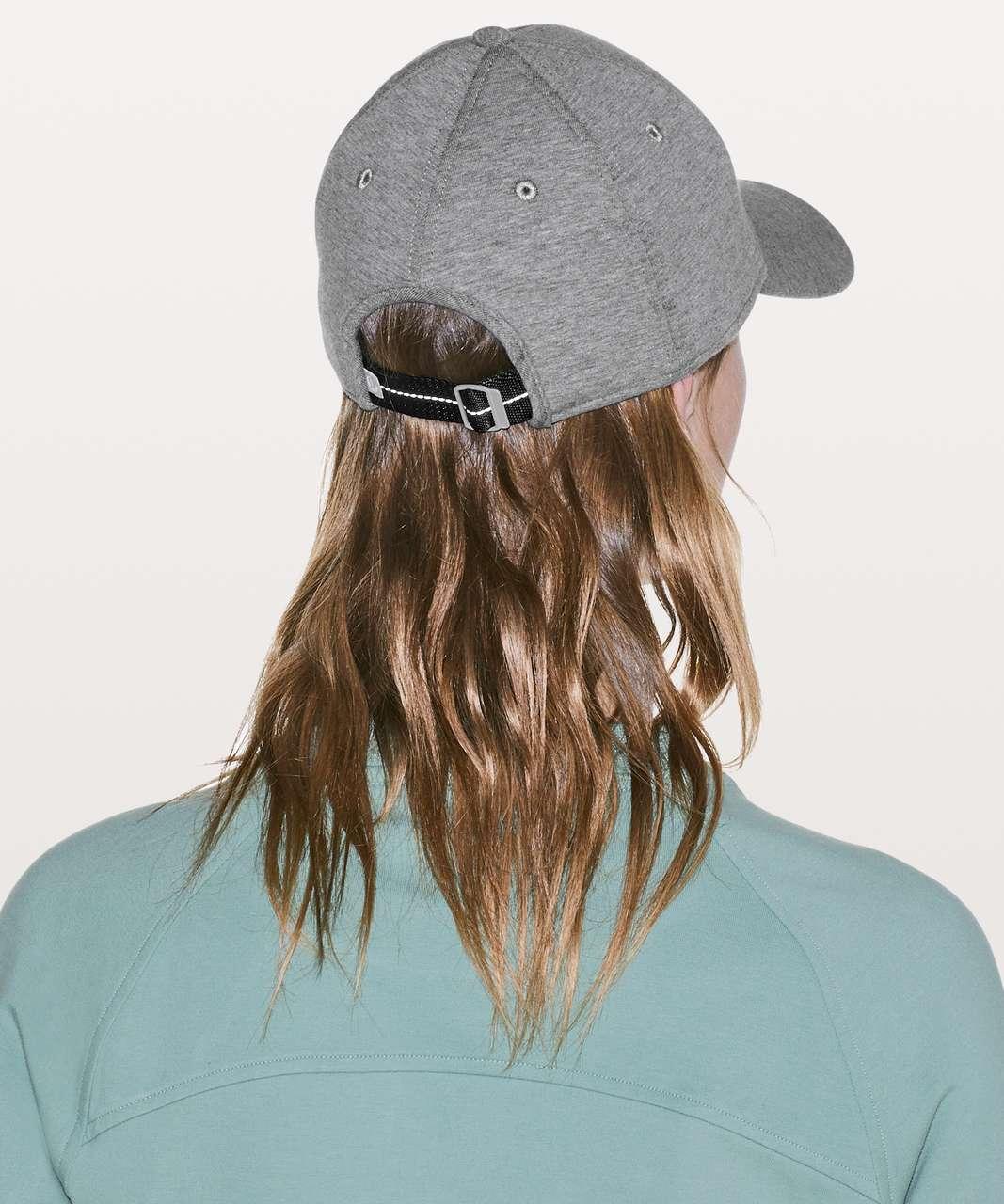 Lululemon Baller Hat - Heathered Medium Grey / Black