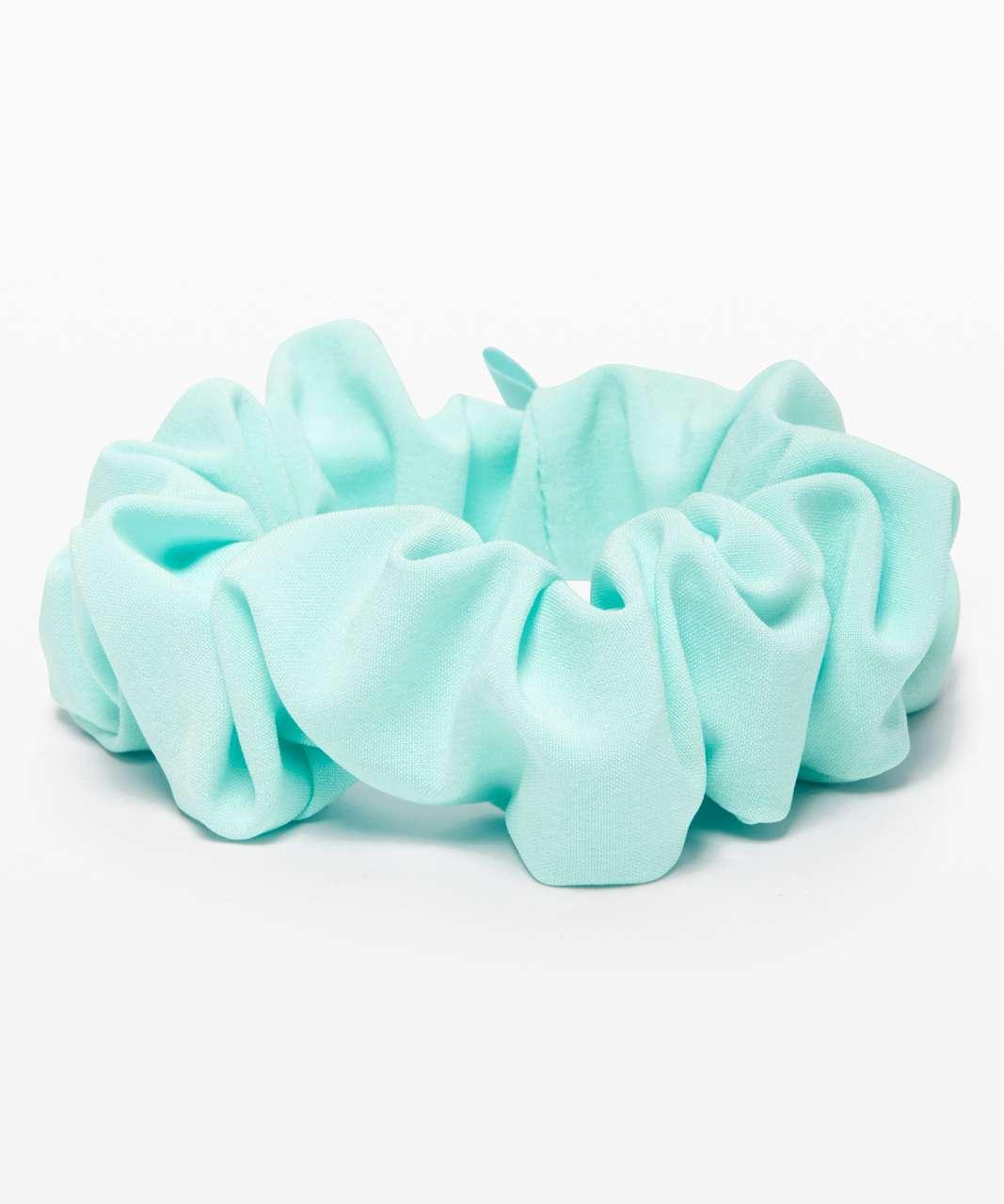 Lululemon Uplifting Scrunchie - Aquamarine