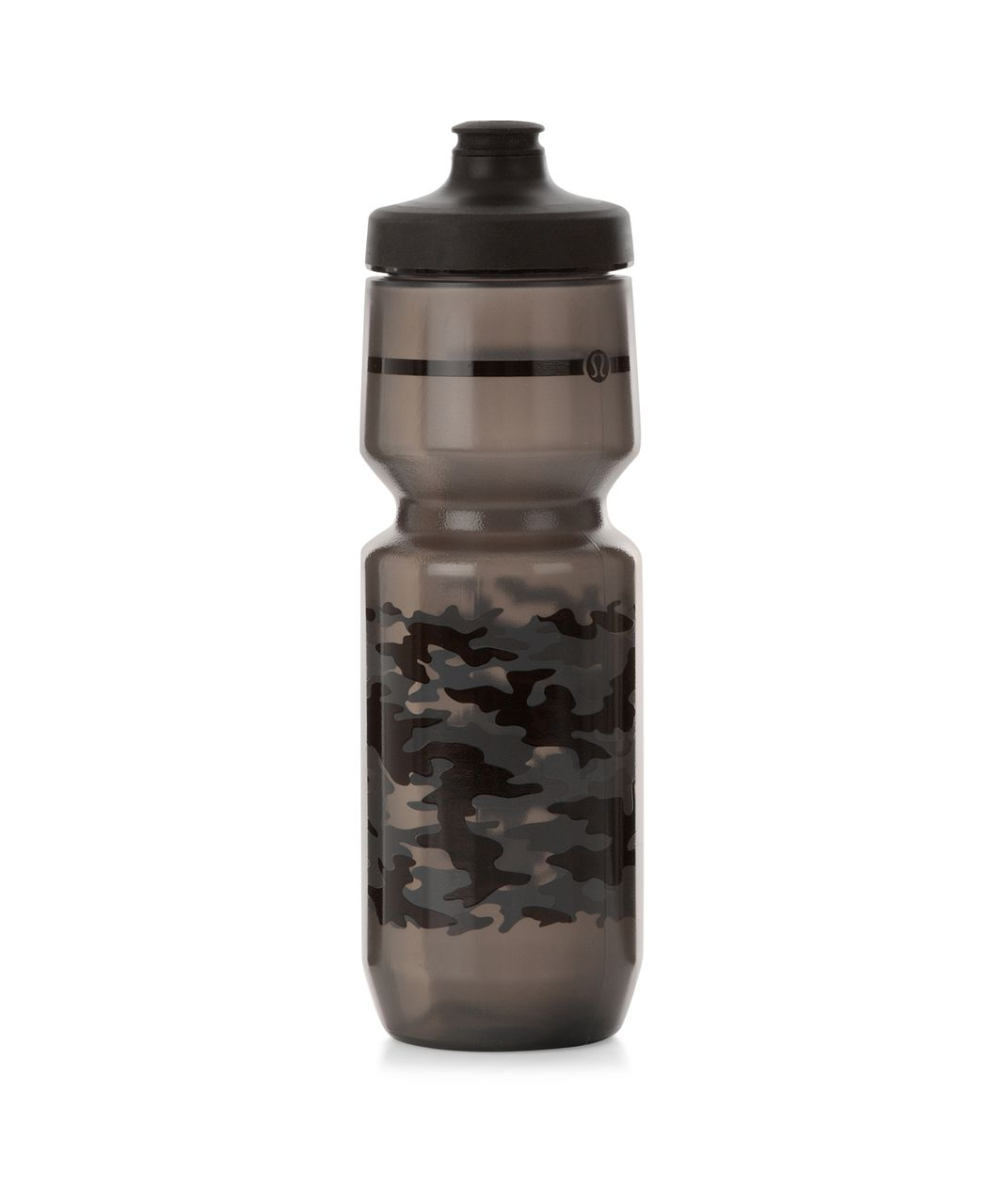 Lululemon Purist Cycling Waterbottle - Camo White Black