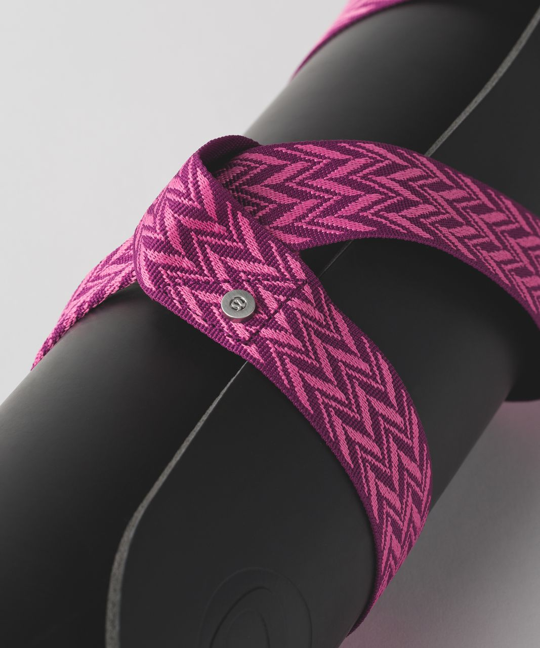 Lululemon Loop It Up Mat Strap - Regal Plum / Pink Paradise