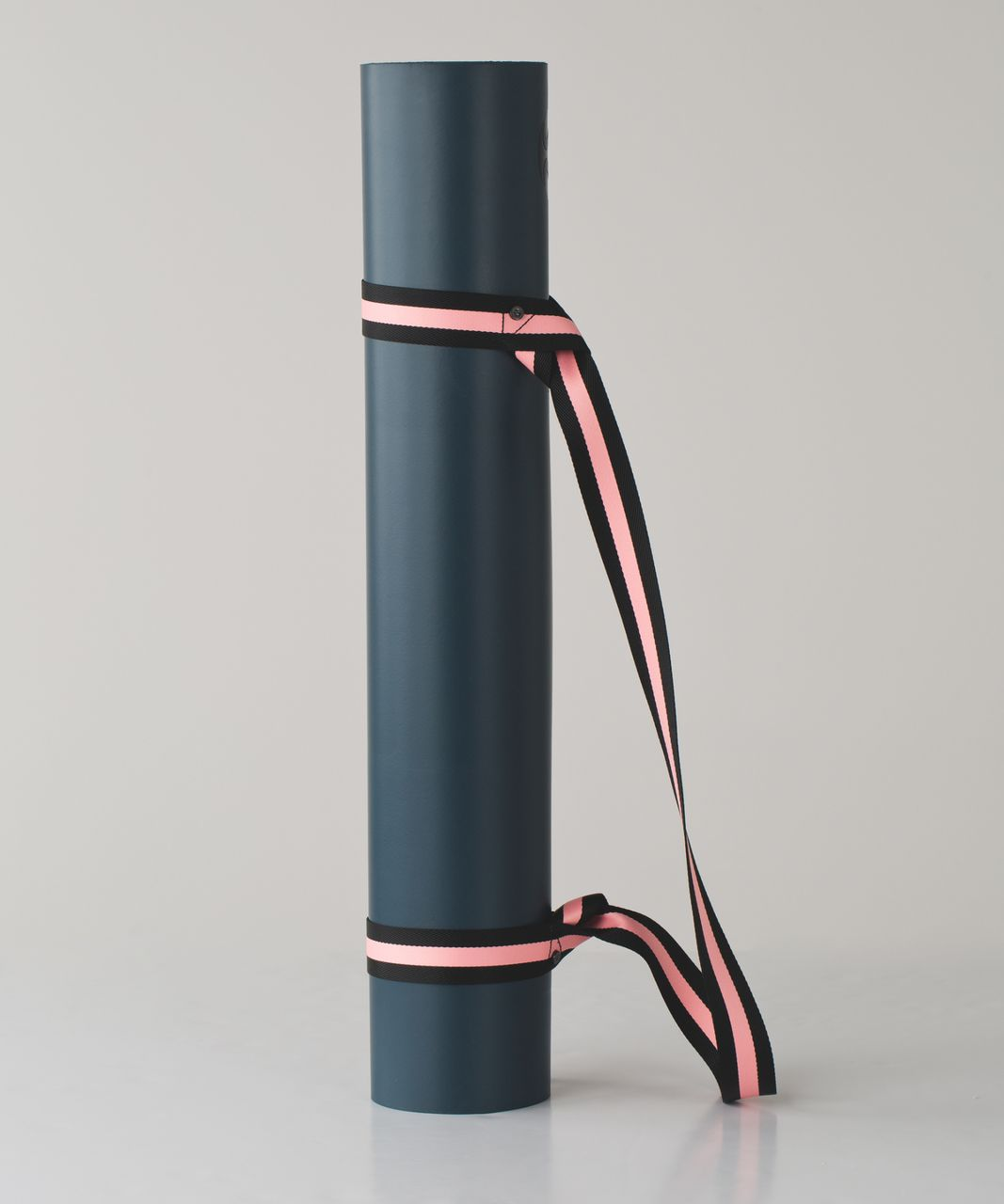 Lululemon Loop It Up Mat Strap - Black / Bleached Coral
