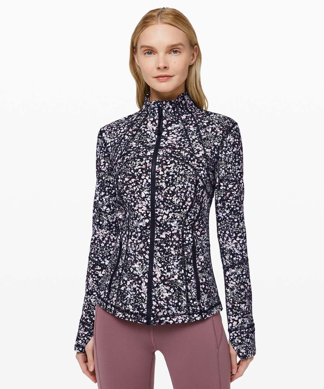 Lululemon Define Jacket - Floral Spritz Multi