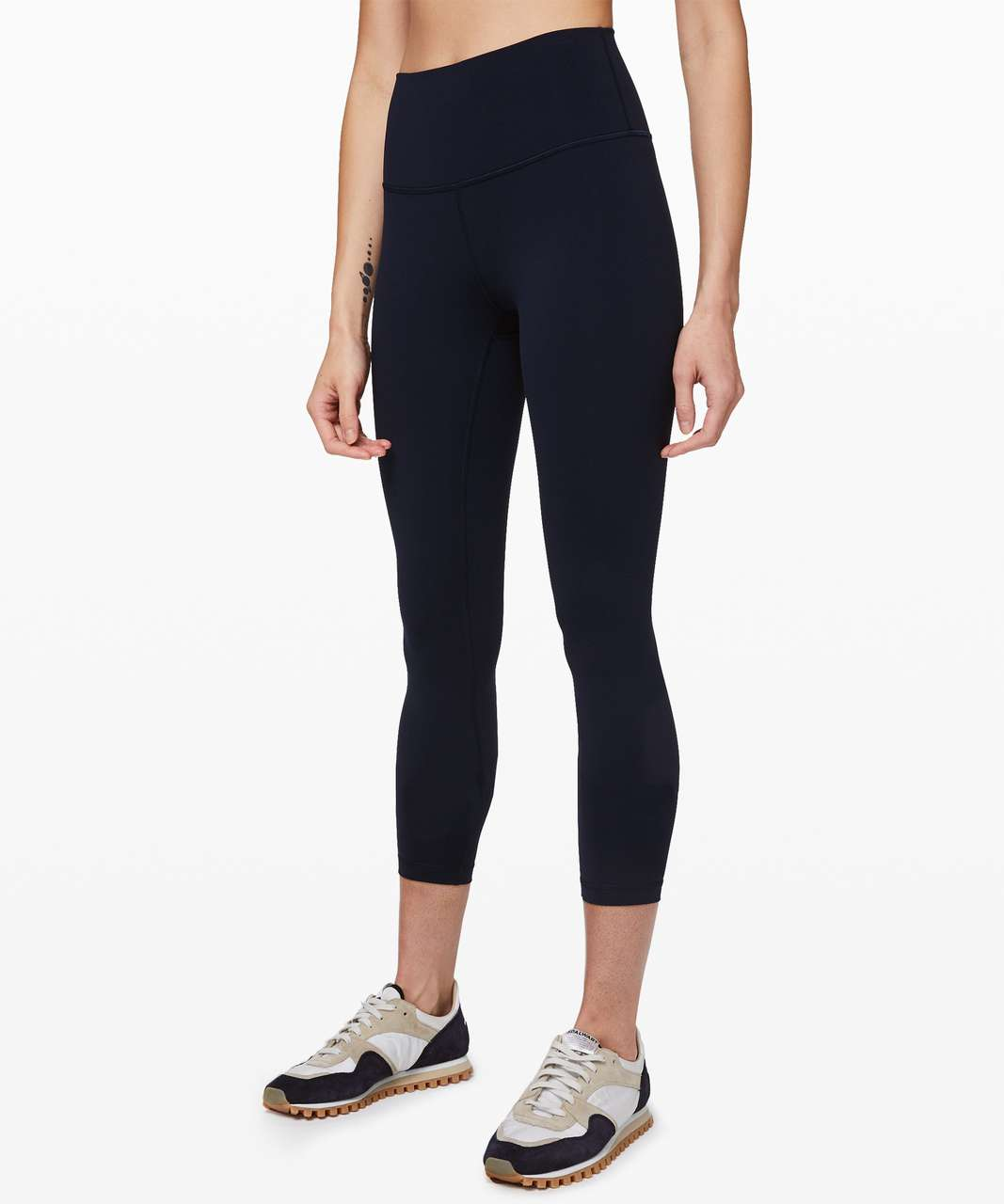 "Lululemon Wunder Under High-Rise Tight 25"" *Full-On Luxtreme - True Navy (First Release)"