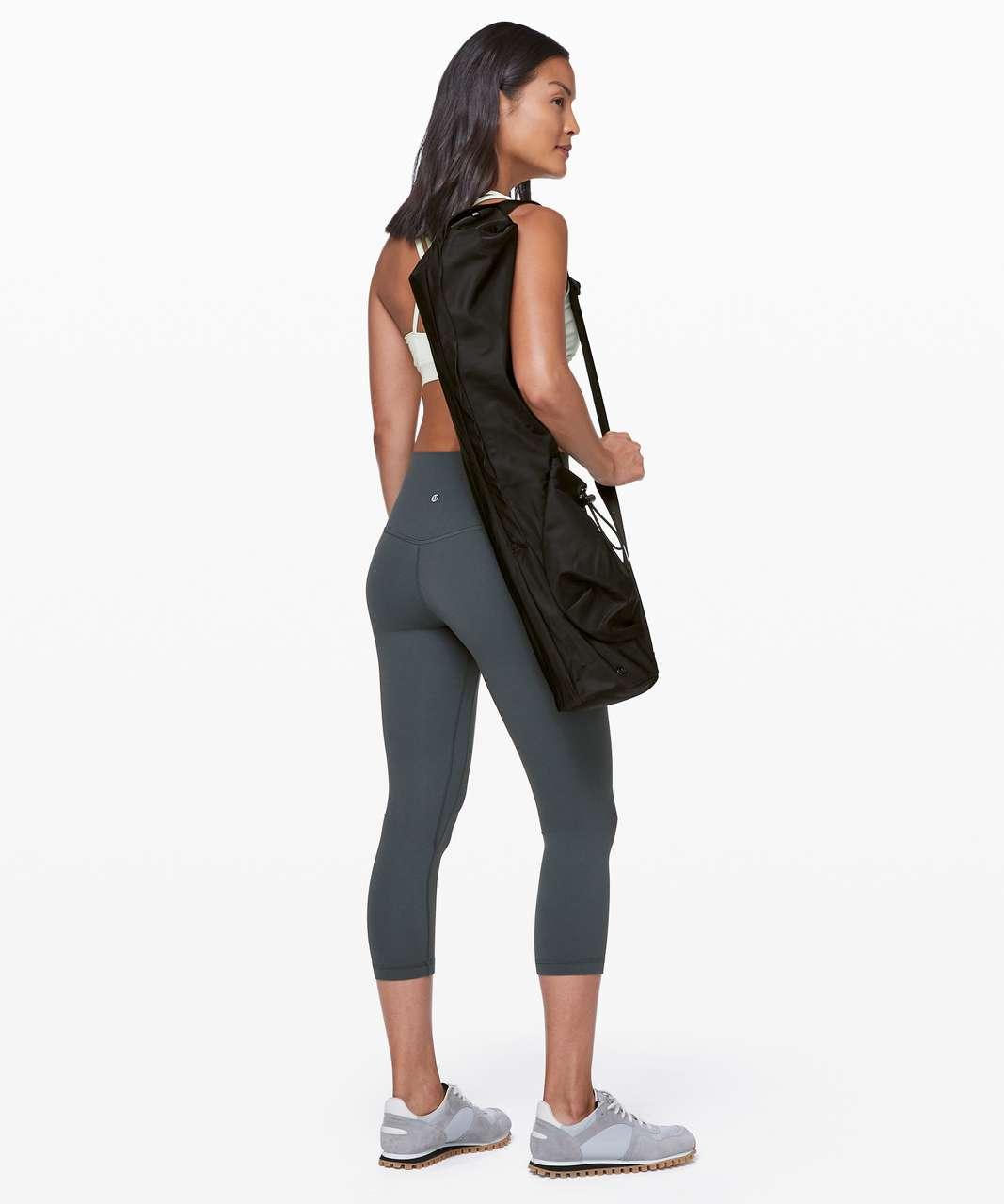 Lululemon The Yoga Mat Bag - Black