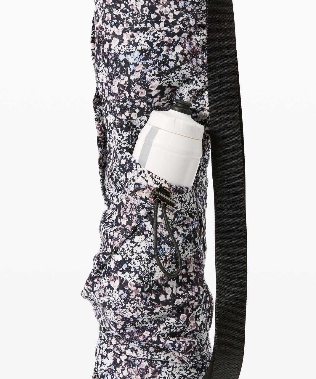 Lululemon The Yoga Mat Bag - Floral Spritz Multi