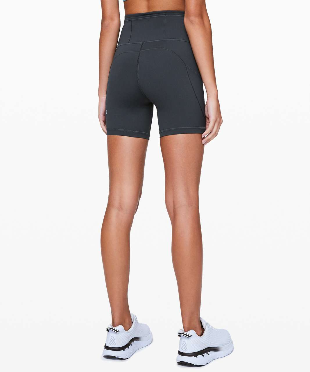 "Lululemon Fast And Free Short 6"" *Non-Reflective - Melanite"
