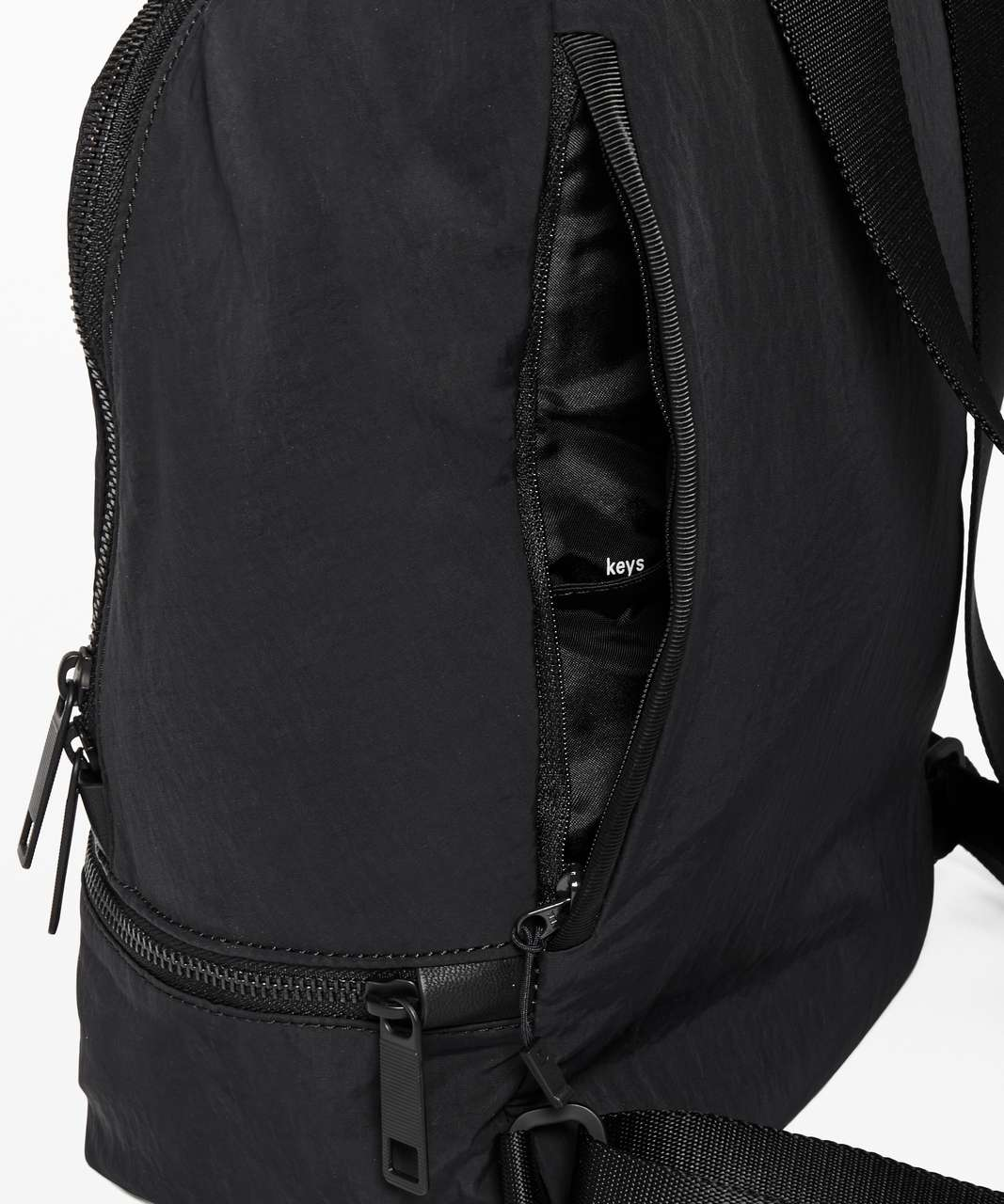 Lululemon City Adventurer Backpack *Mini 12L - Black
