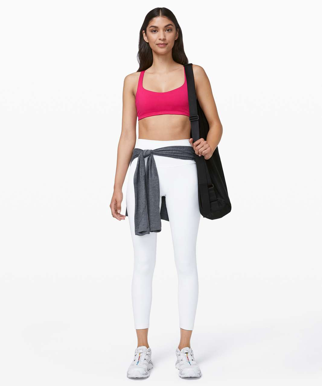 Lululemon Free To Be Bra - Calypso Pink