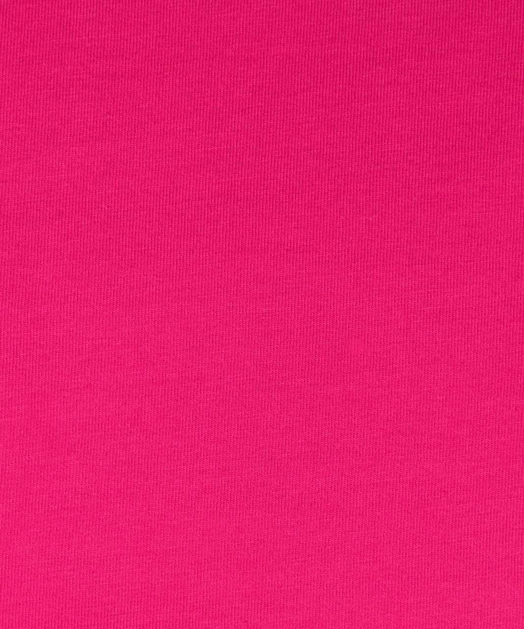 Lululemon Love Tank *Pleated - Calypso Pink