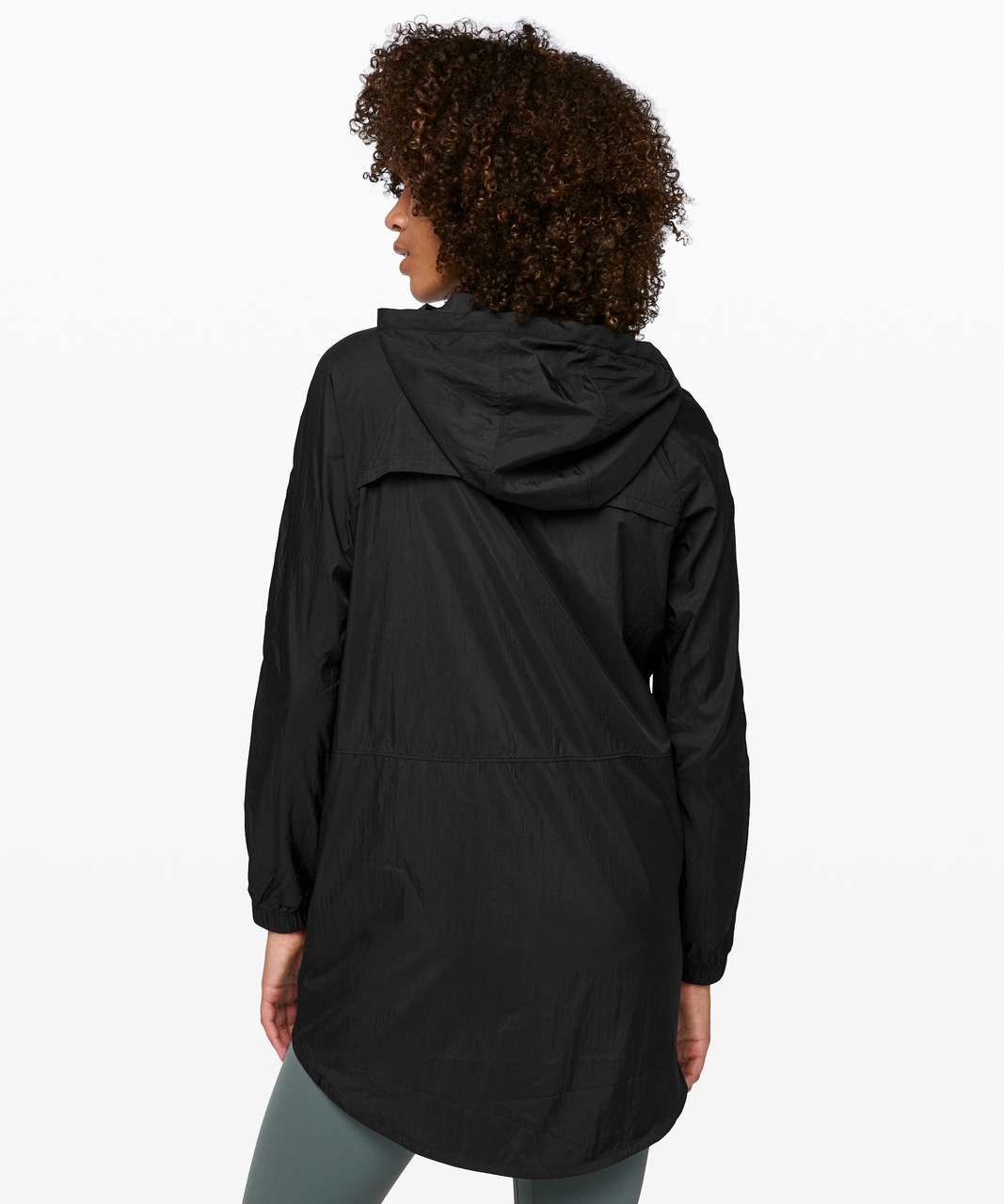 Lululemon Seek the Sky Jacket - Black