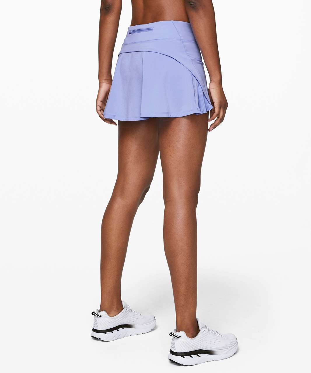 "Lululemon Play Off The Pleats Skirt *13"" - Hydrangea Blue"