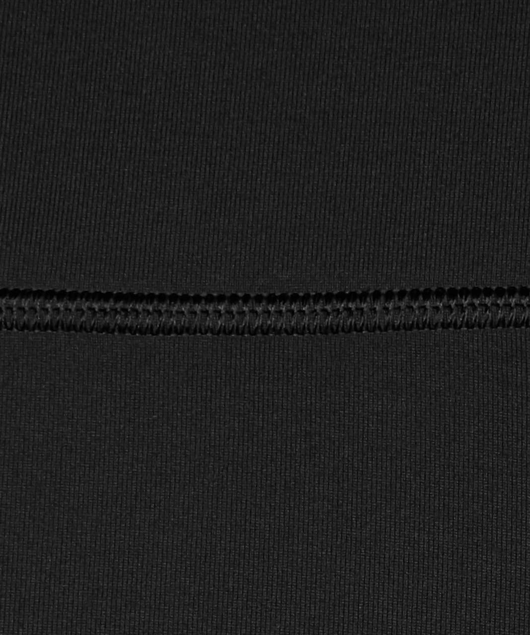 "Lululemon Wunder Under Crop (High-Rise) *Full-On Luon 21"" - Black"