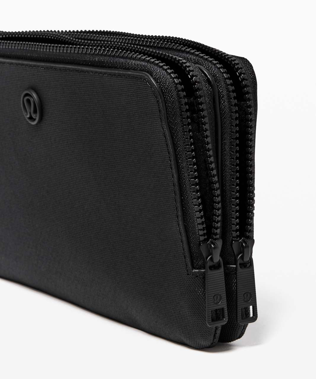 Lululemon Double Up Pouch - Black (Fourth Release)