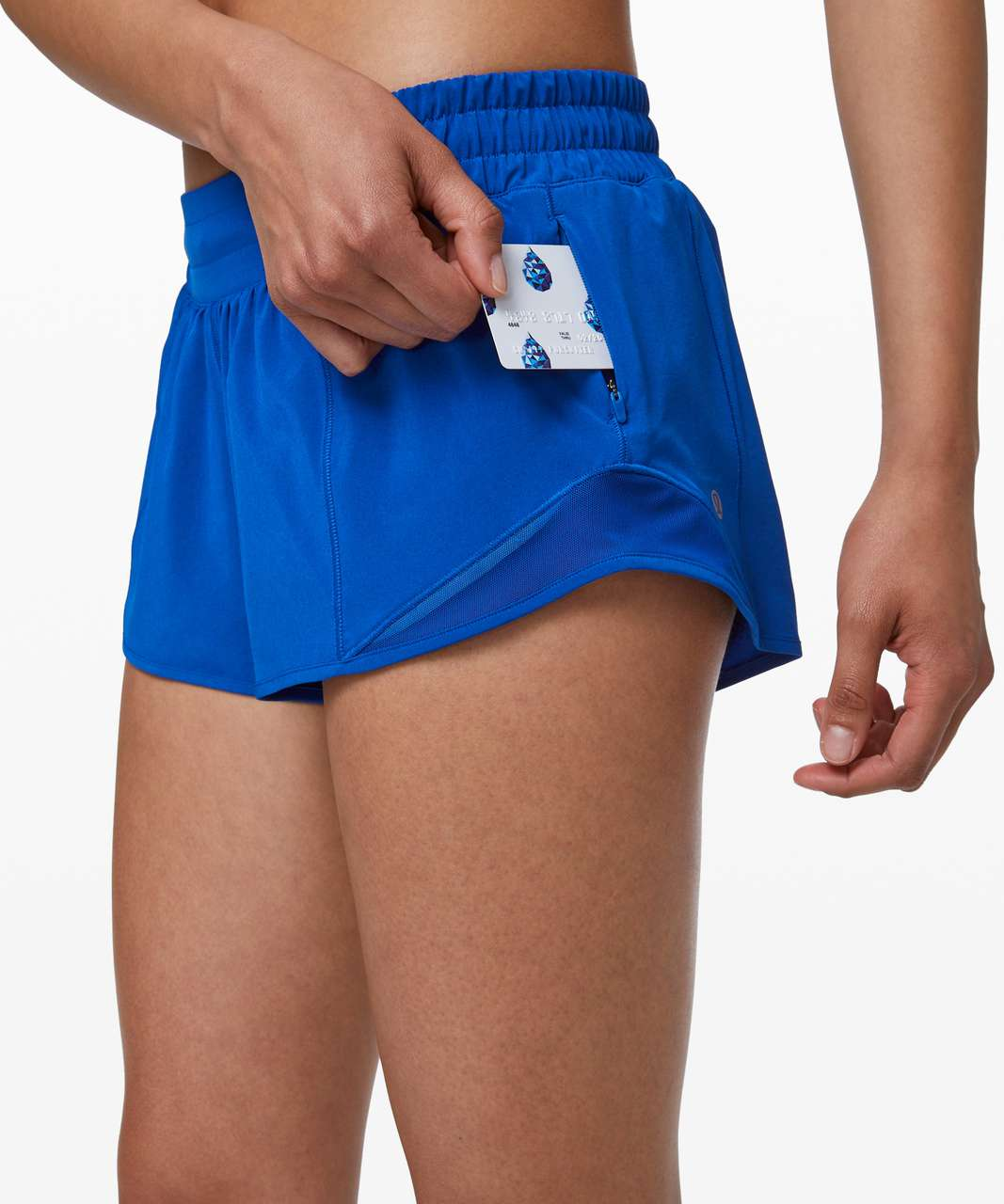 "Lululemon Hotty Hot Short II *2.5"" - Jet Stream"