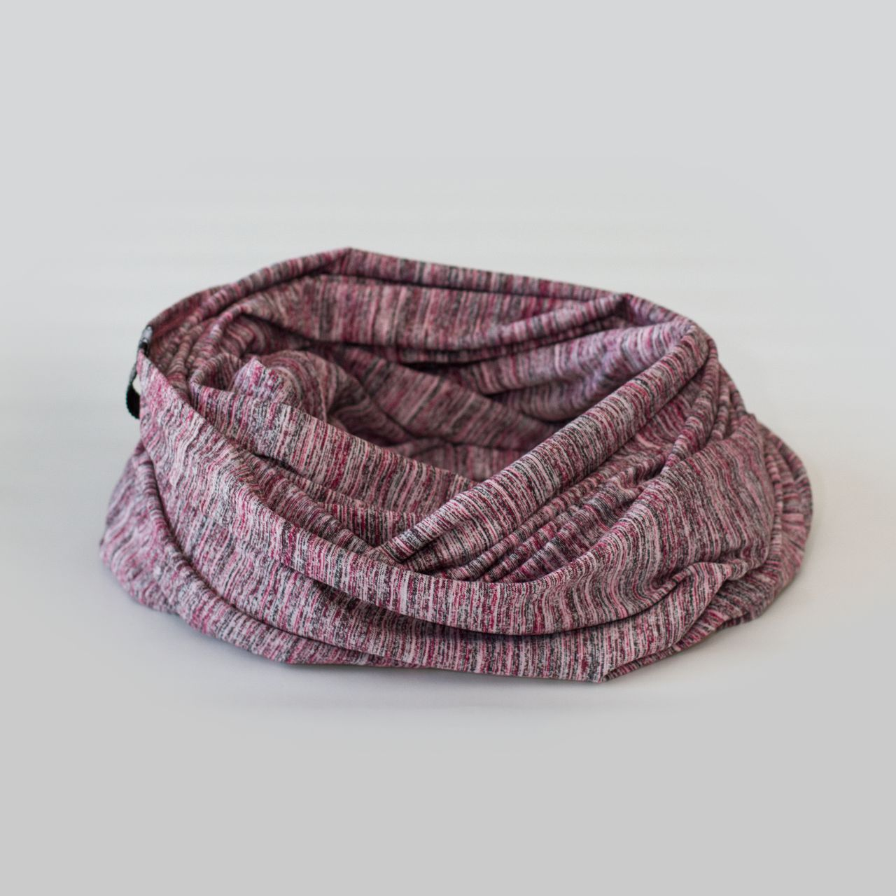 Lululemon Vinyasa Scarf - Space Dye Camo Berry Rumble Multi