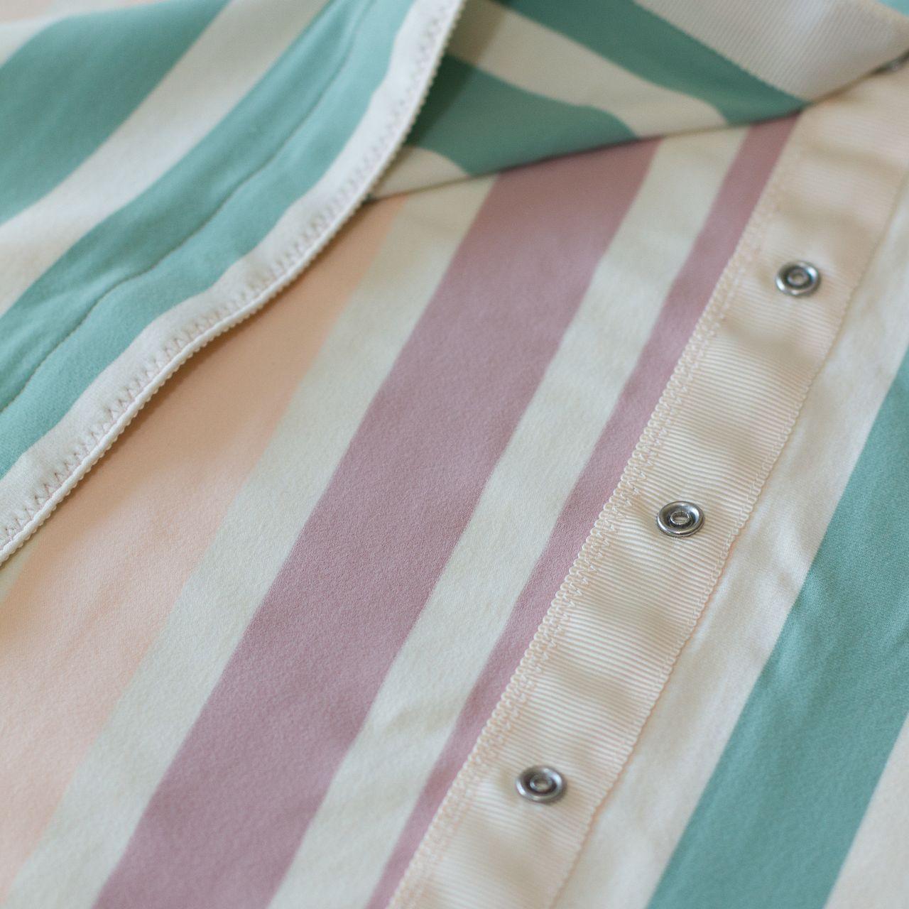 Lululemon Vinyasa Scarf - Triplet Twin Stripe Heathered Angel Wing Multi (First Release)