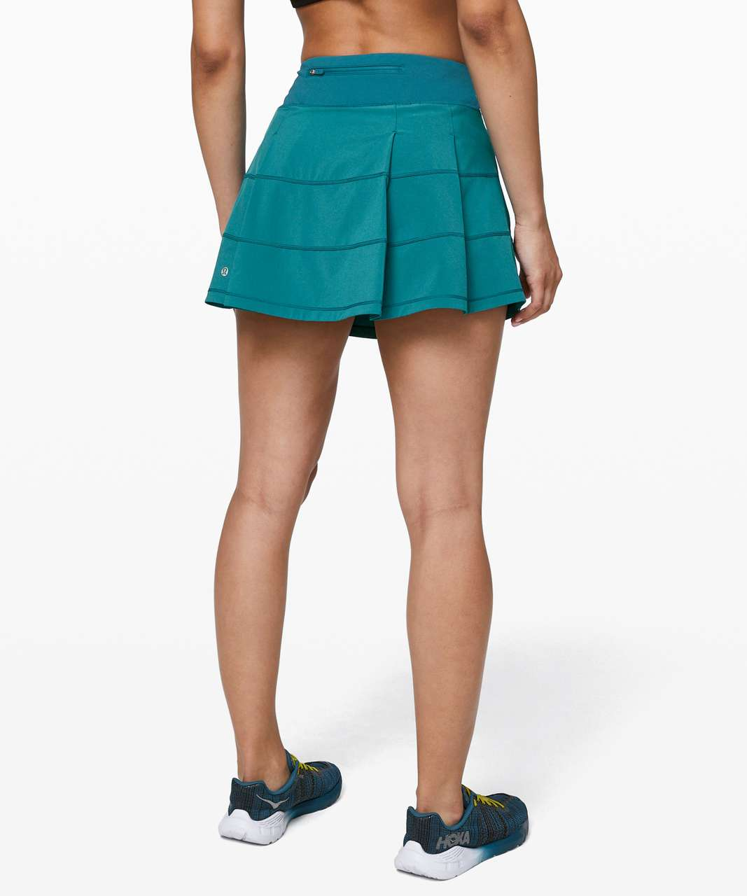 """Lululemon Pace Rival Skirt (Tall) *4-way Stretch 15"""" - Cyprus"""