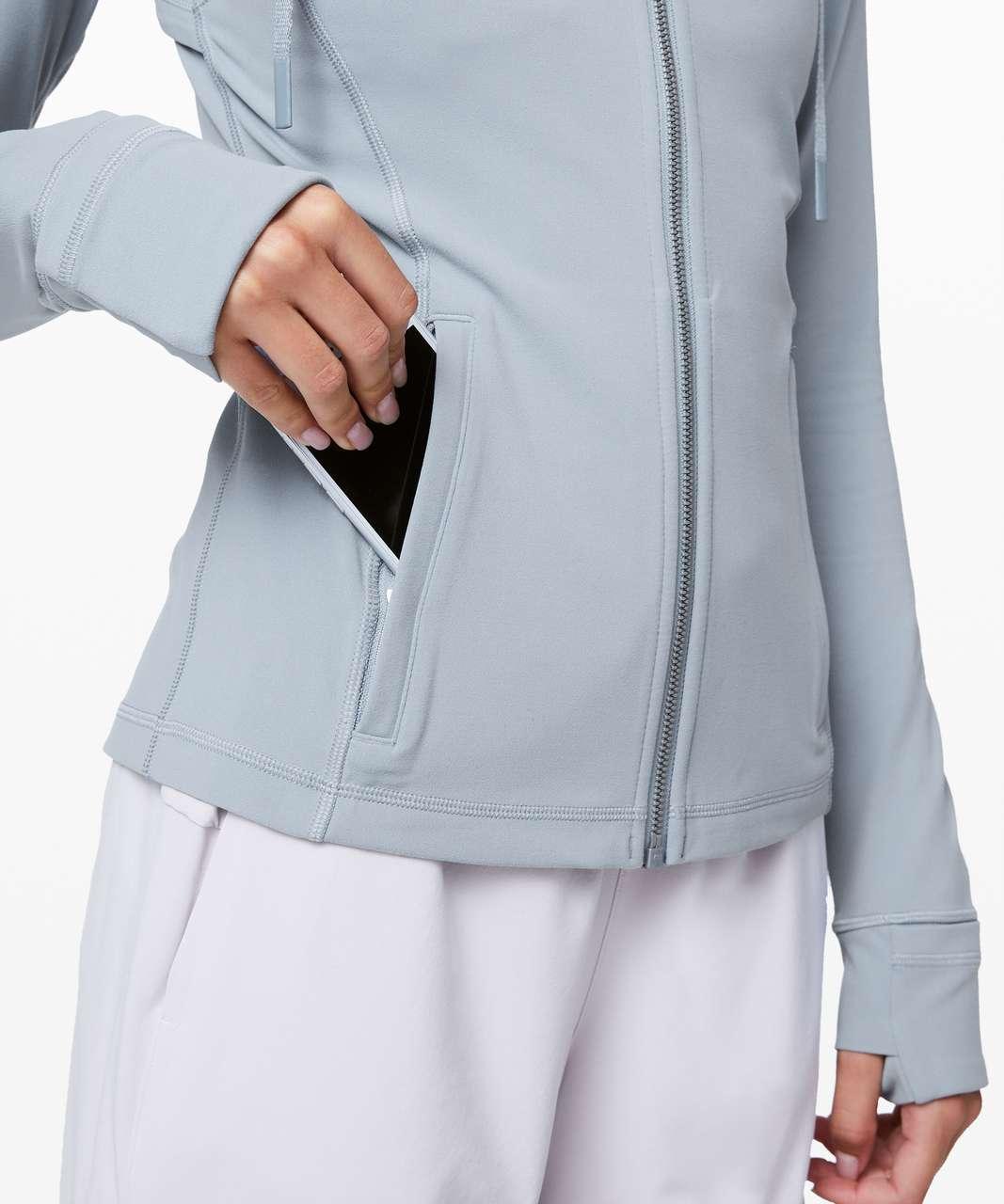 Lululemon Hooded Define Jacket *Nulu - Chambray