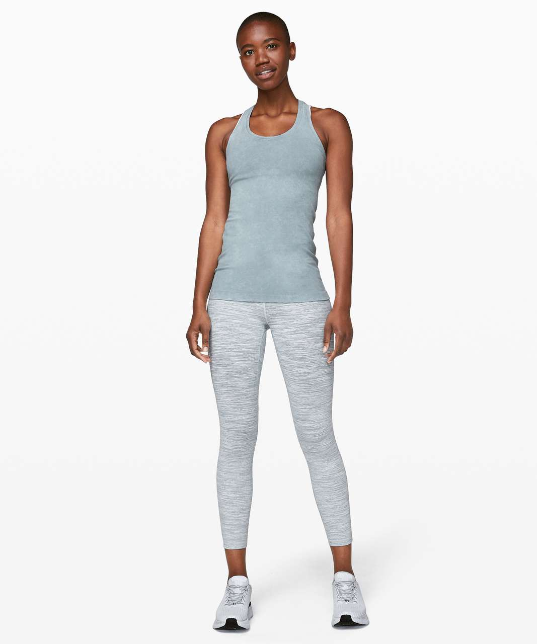 Lululemon Cool Racerback II *Dye - Washed Chambray