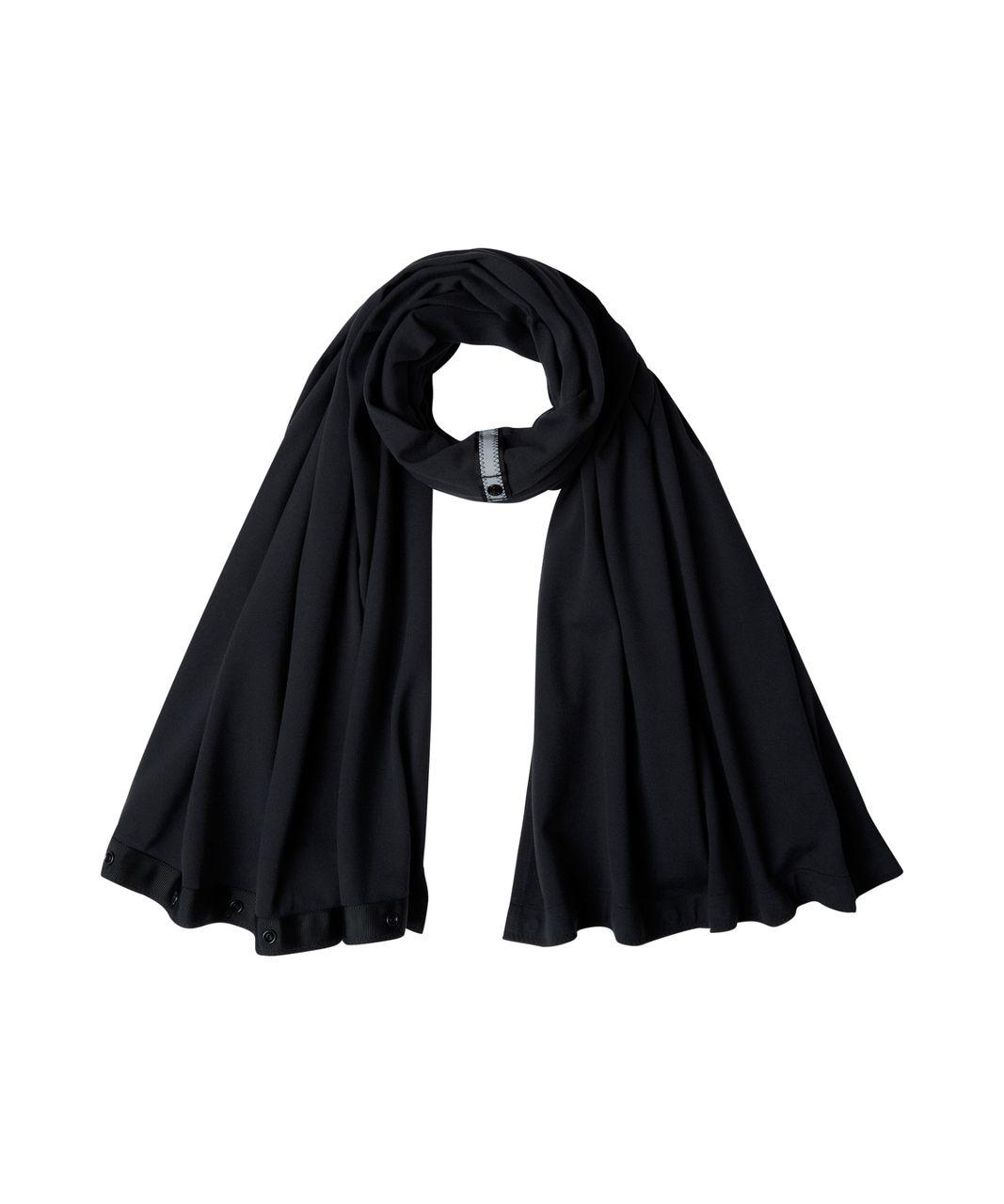 Lululemon Vinyasa Scarf *Rulu - Black