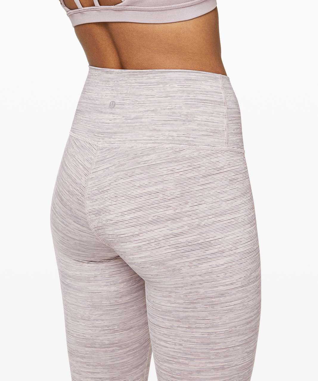 "Lululemon Wunder Under High Rise Tight 28"" *Luxtreme - Wee Are From Space Pink Bliss Vintage Mauve"