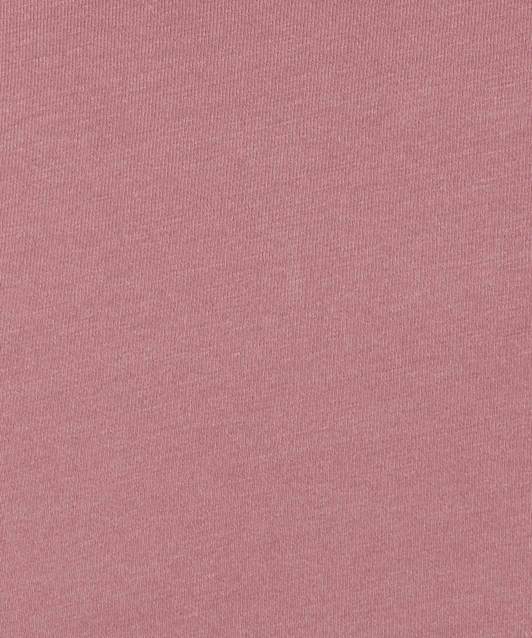 Lululemon Love Tank *Pleated - Red Dust