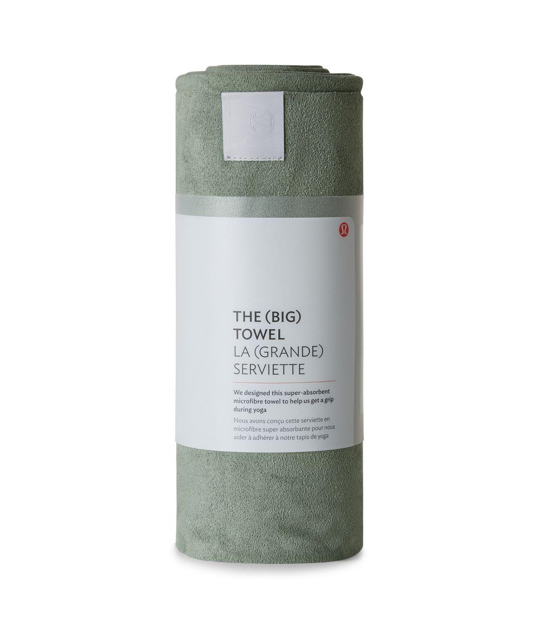 Lululemon The (Big) Towel - Desert Olive