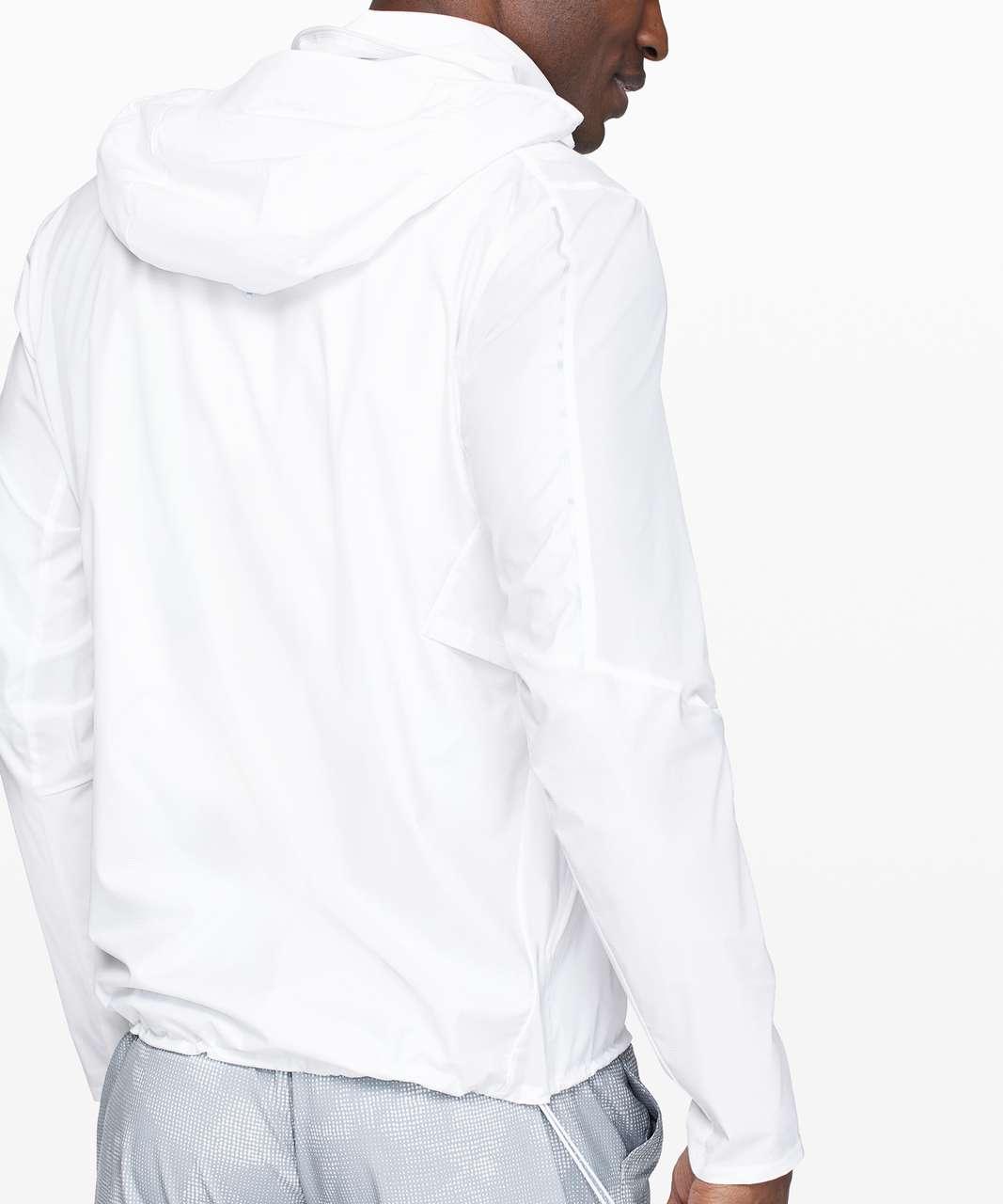 Lululemon Active Jacket - White