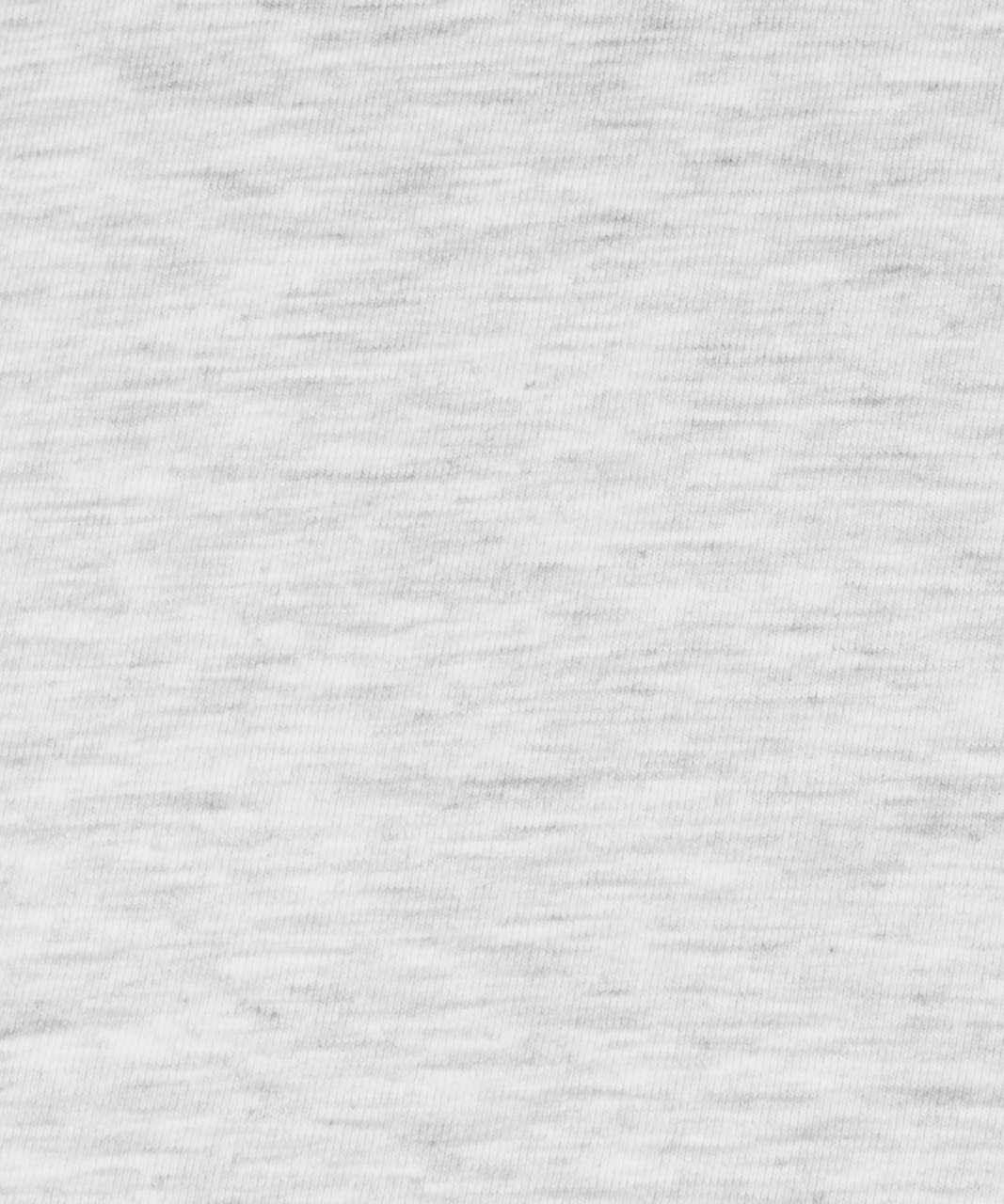 Lululemon Love Tee V - Heathered Core Ultra Light Grey
