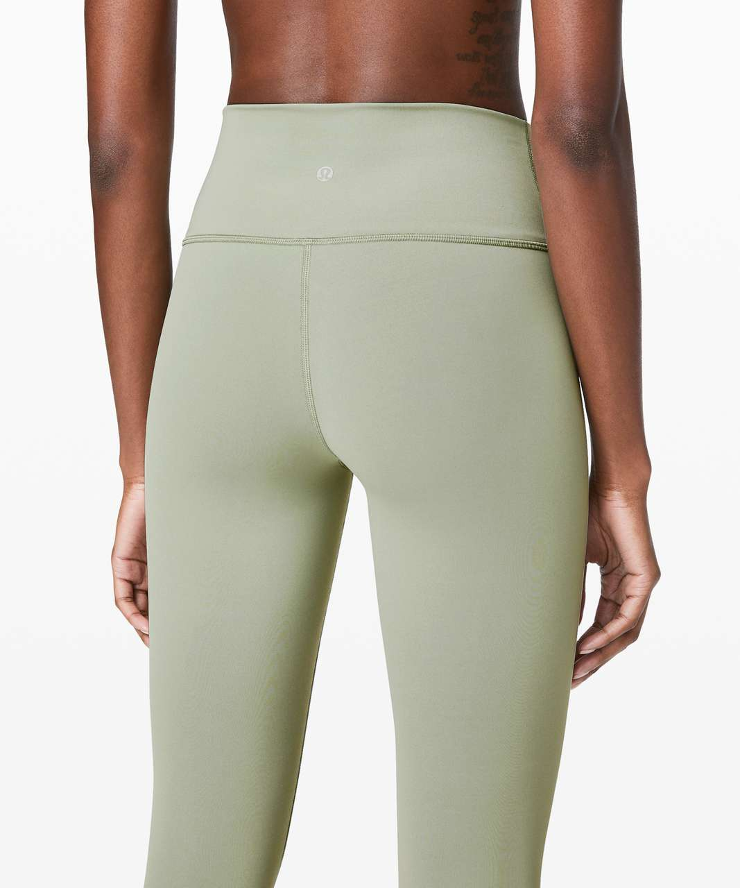 "Lululemon Wunder Under High-Rise Tight 28"" *Full-On Luxtreme - Sea Moss"