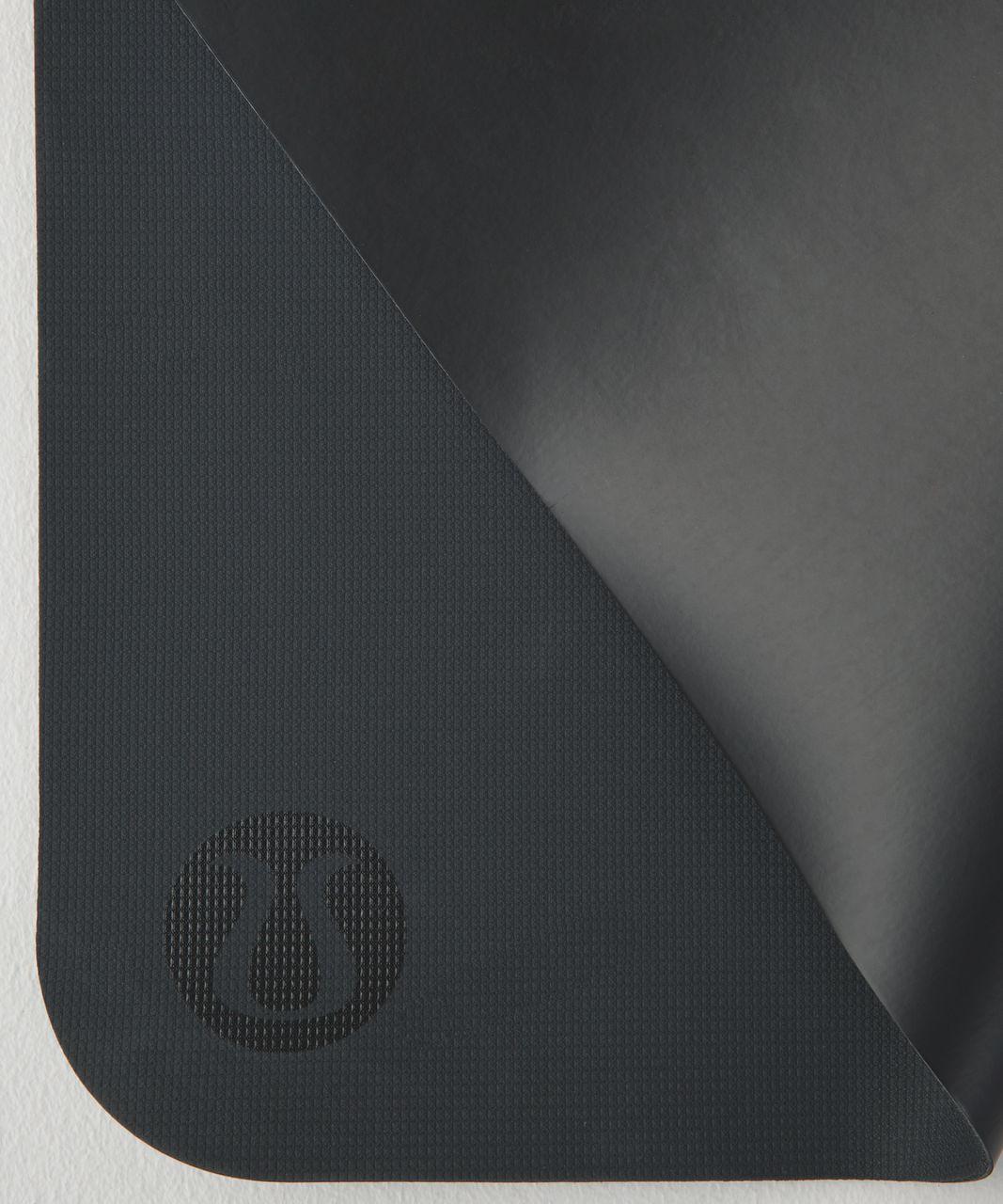 Lululemon The Reversible Mat 3mm - Black