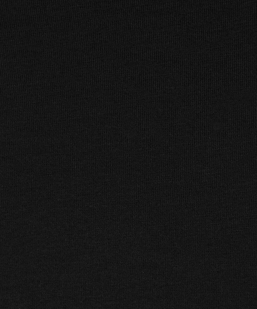 Lululemon Back In Action Long Sleeve - Black (Third Release)