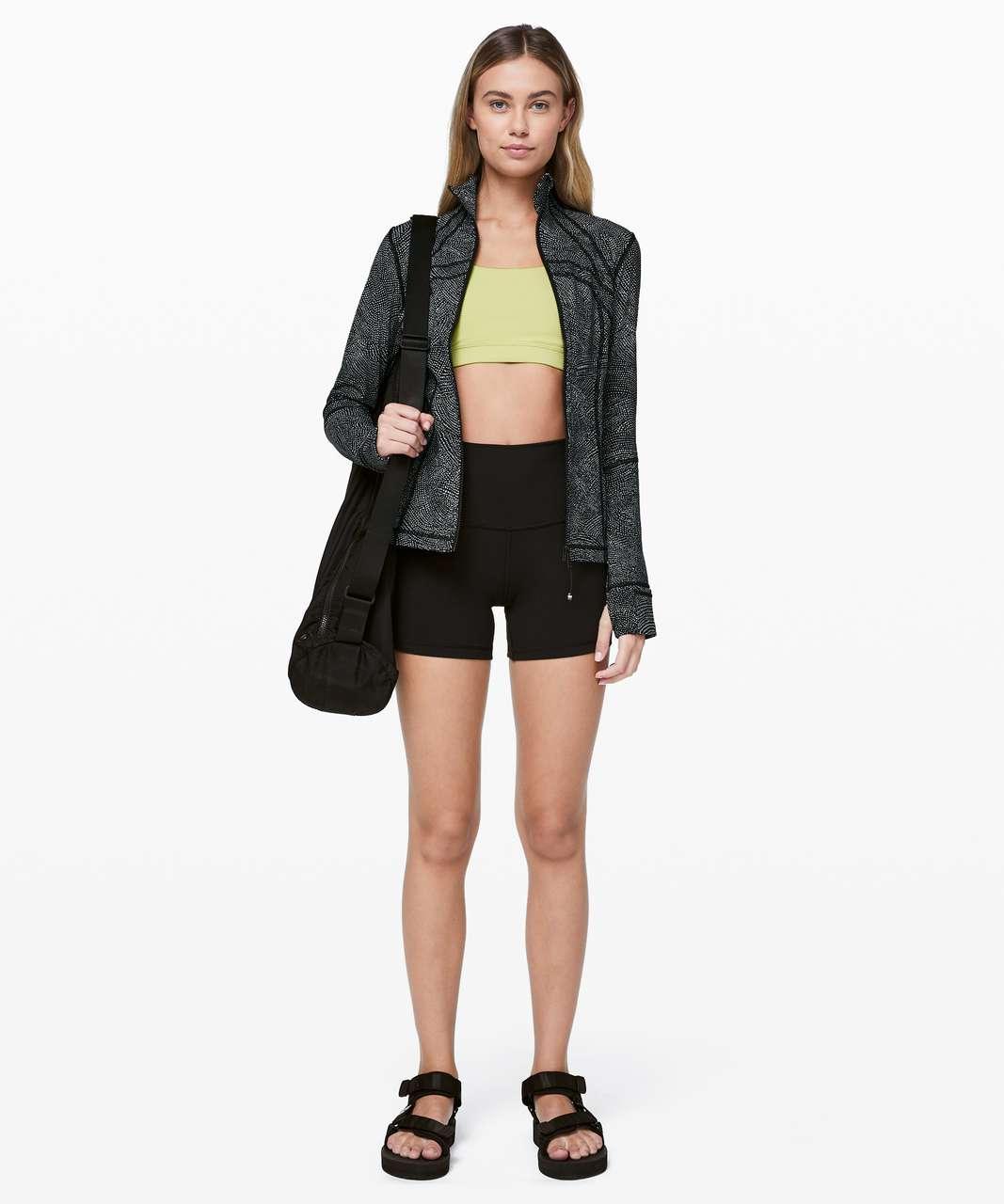Lululemon Define Jacket *Nulux - Free Spirit Ice Grey Black