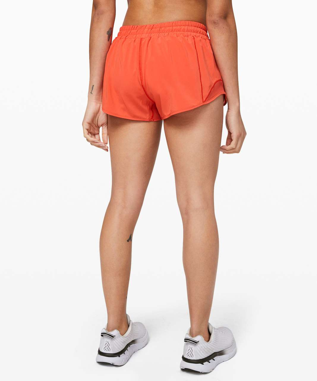 "Lululemon Hotty Hot Short II *2.5"" - Hot Sunset"