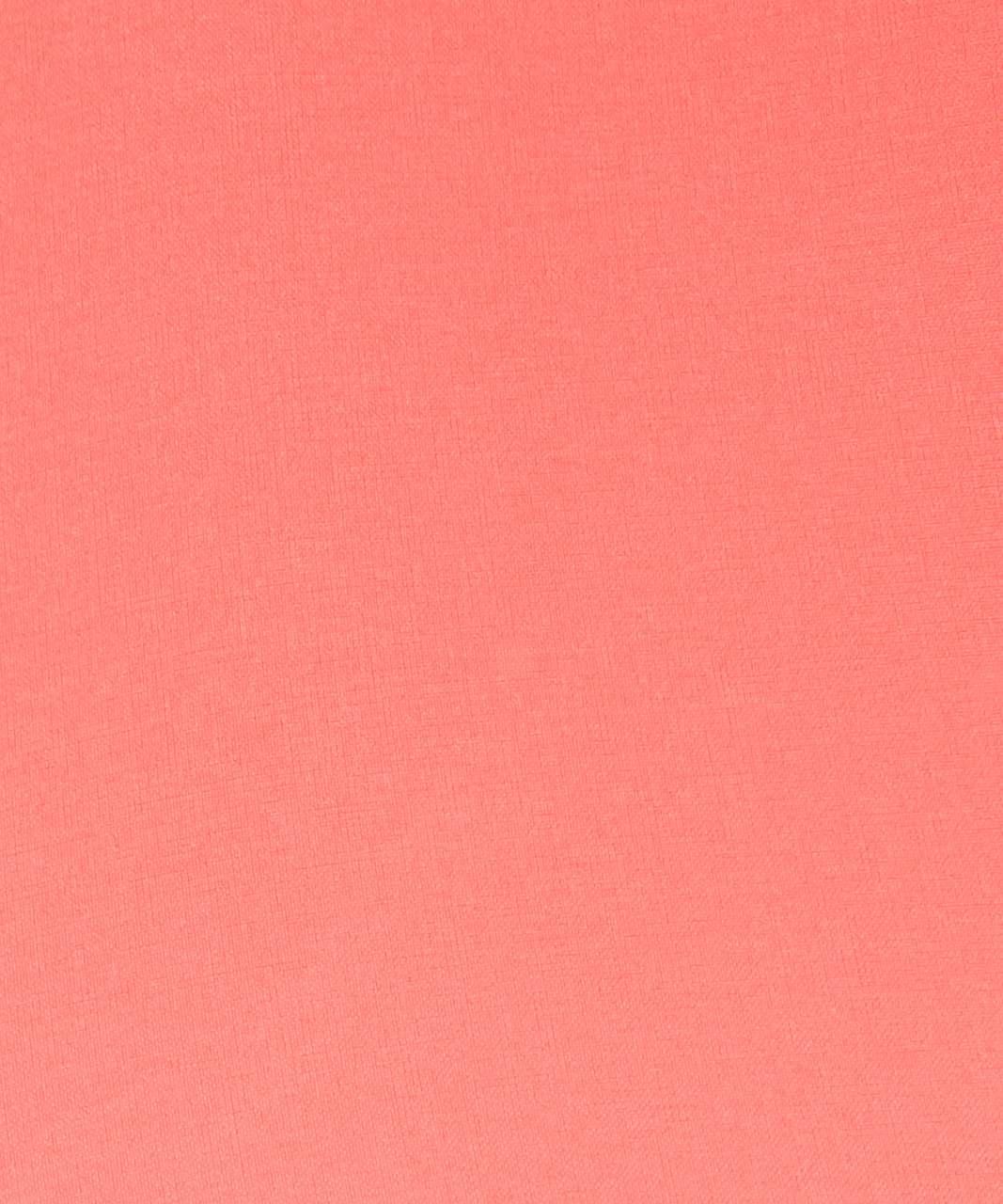 "Lululemon Hotty Hot Short *High-Rise Long 4"" - Light Coral"