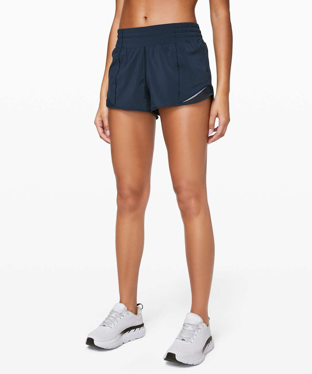 "Lululemon Hotty Hot Short II *2.5"" - True Navy"