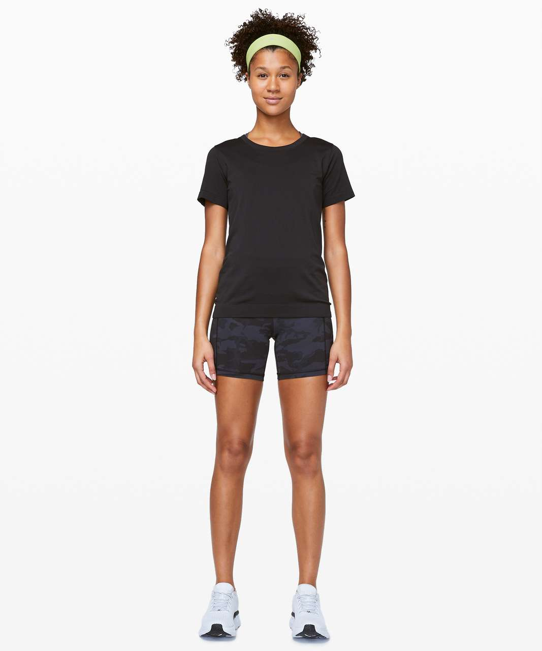 Lululemon Swiftly Tech Short Sleeve (Breeze) *Relaxed Fit - Black / Black