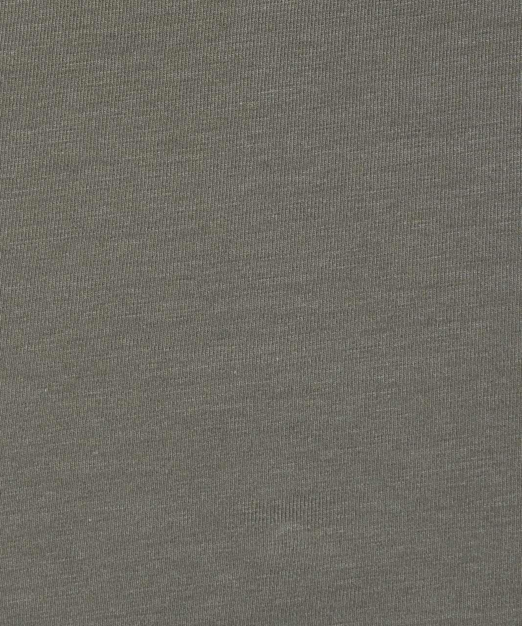 Lululemon Brunswick Muscle Tank - Grey Sage