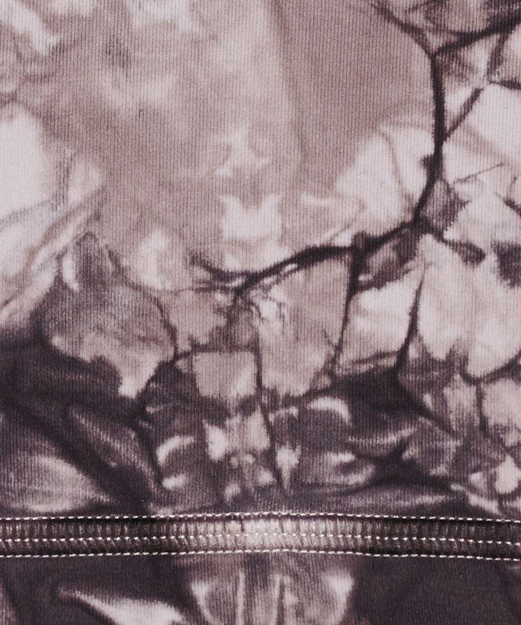 Lululemon Energy Bra - Dual Shibori Iced Iris Mystique Moonwalk