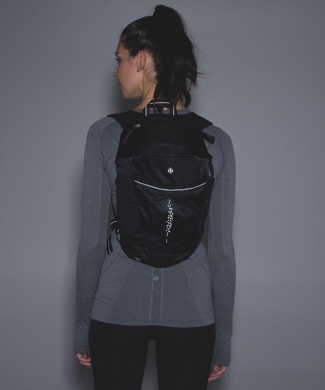 Lululemon Run All Day Backpack - Black