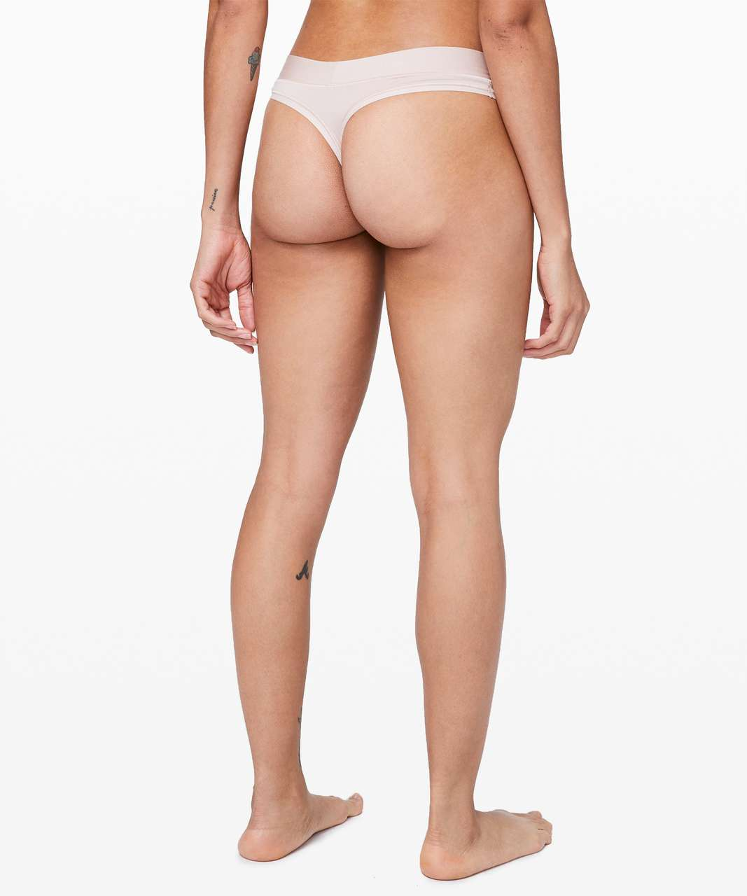 Lululemon Mula Bandhawear Thong *3 Pack - Black / Misty Shell / Night Diver