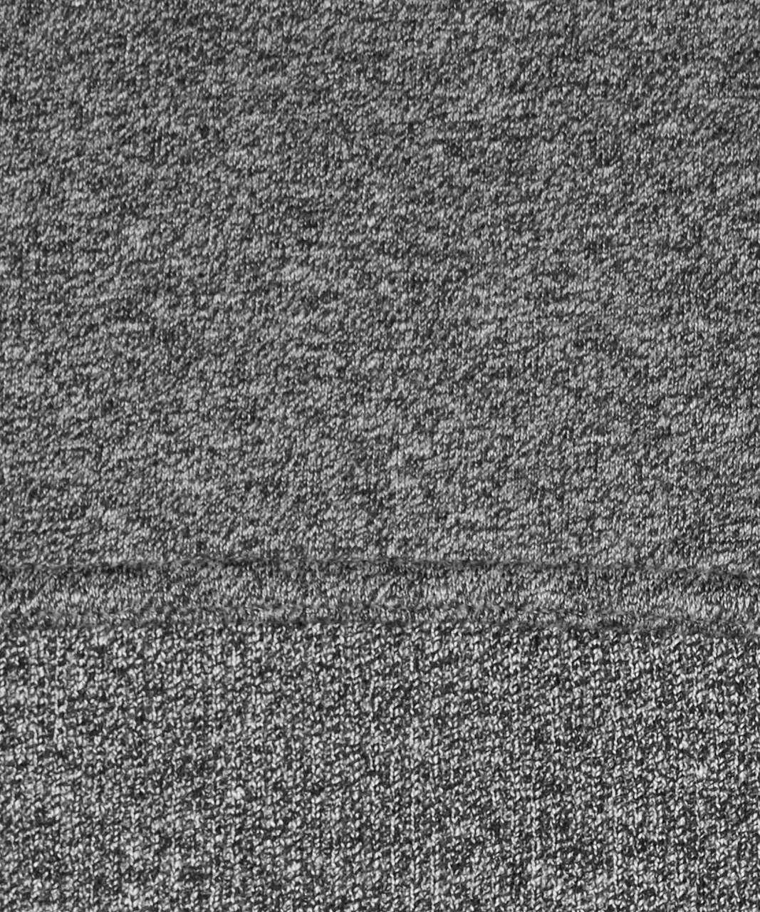 Lululemon All Yours Zip Hoodie - Heathered Speckled Black / Black