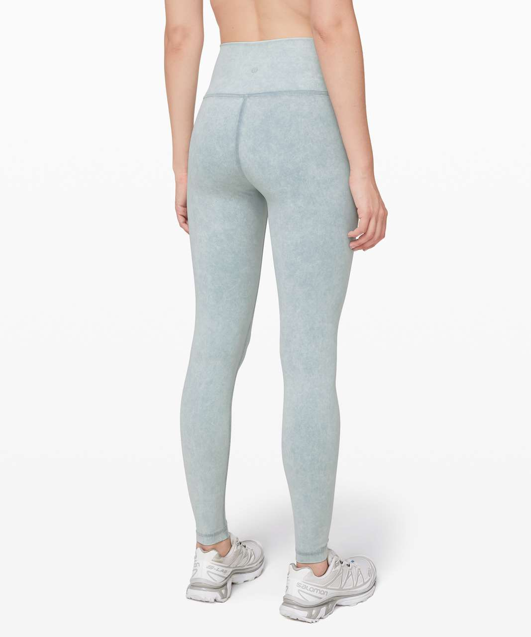 "Lululemon Wunder Under High-Rise Tight *Snow Washed 28"" - Washed Chambray"
