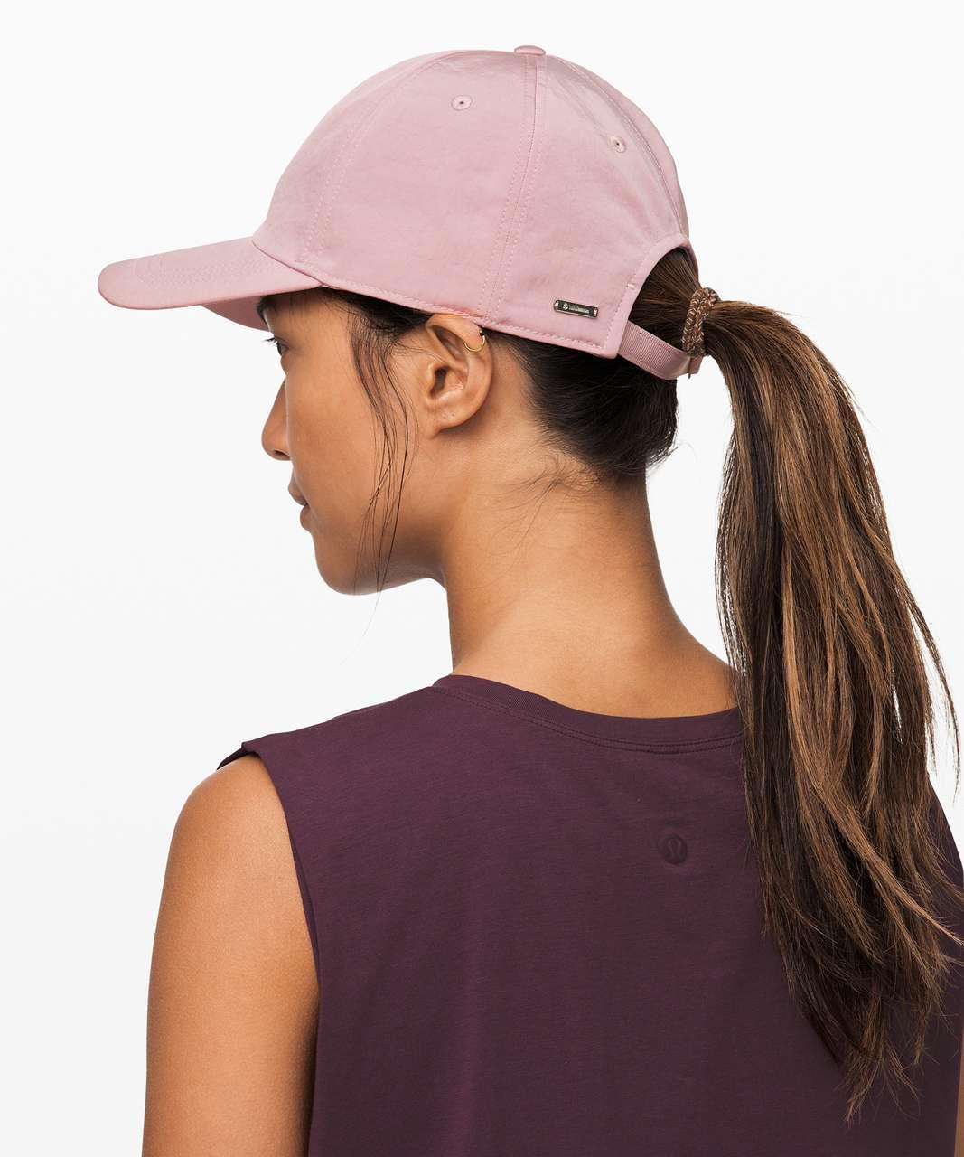 Lululemon Baller Hat II *Soft - Smoky Blush