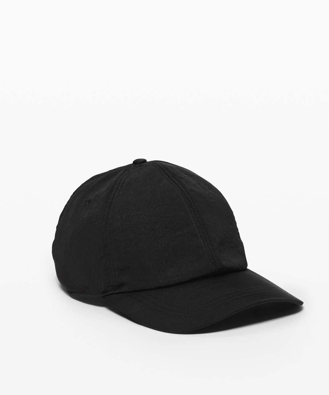 Lululemon Baller Hat II *Soft - Black (First Release)