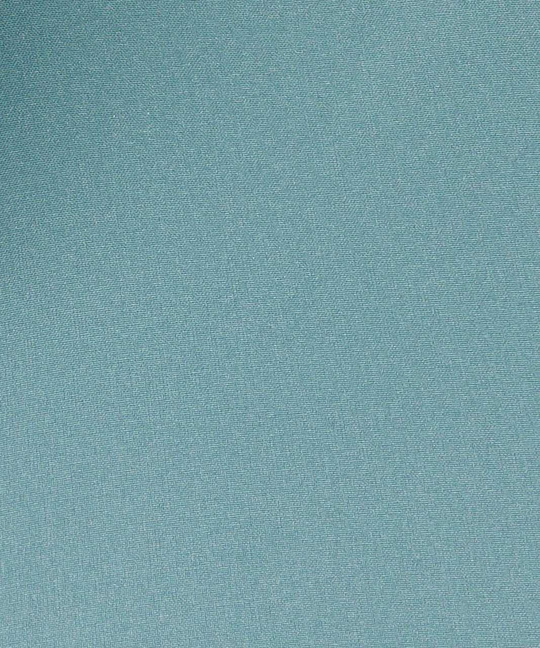 """Lululemon Hotty Hot Short II *Long 4"""" - Aquatic Green"""