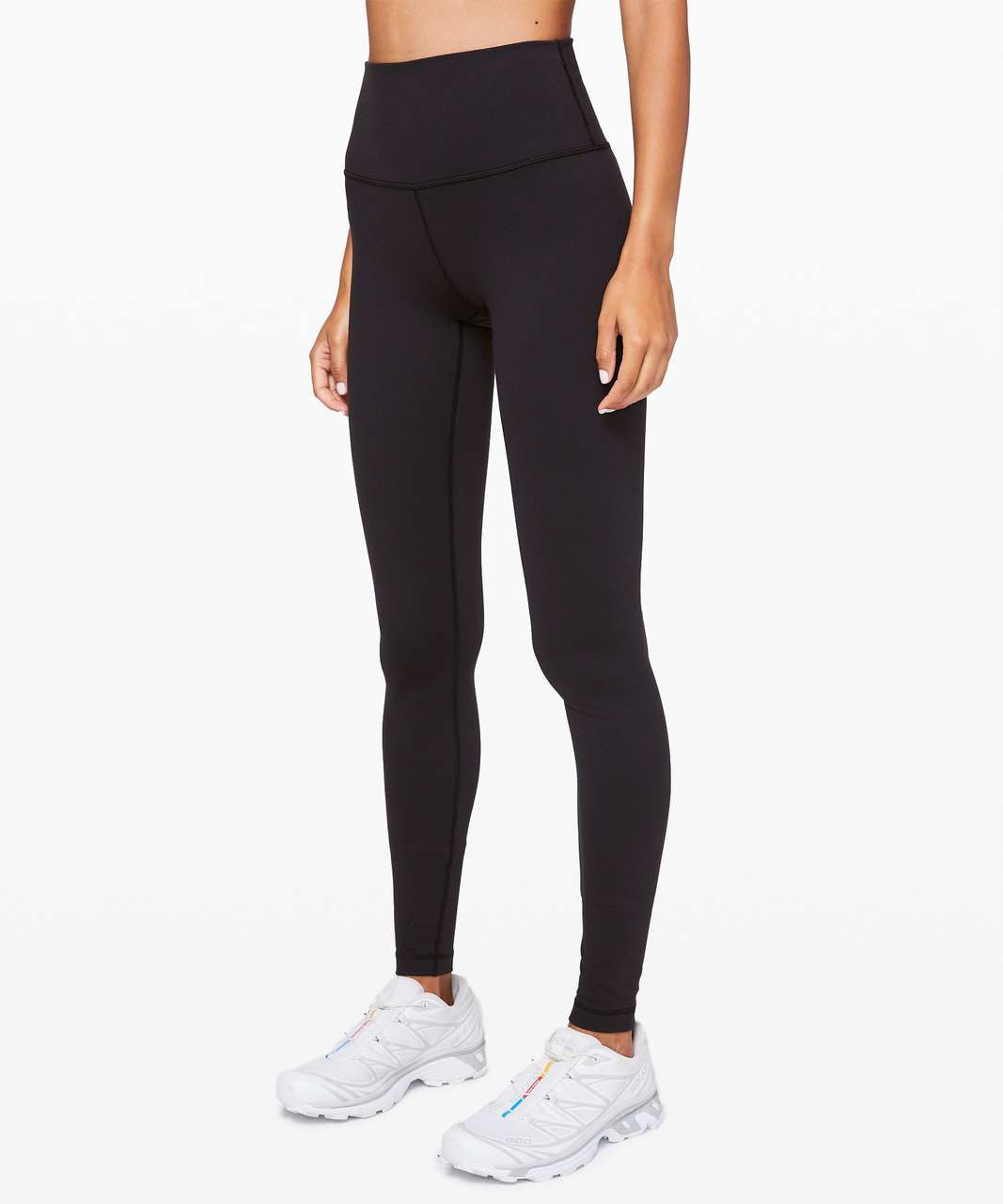 "Lululemon Wunder Under High-Rise Tight 31"" *Full-On Luon - Black (First Release)"