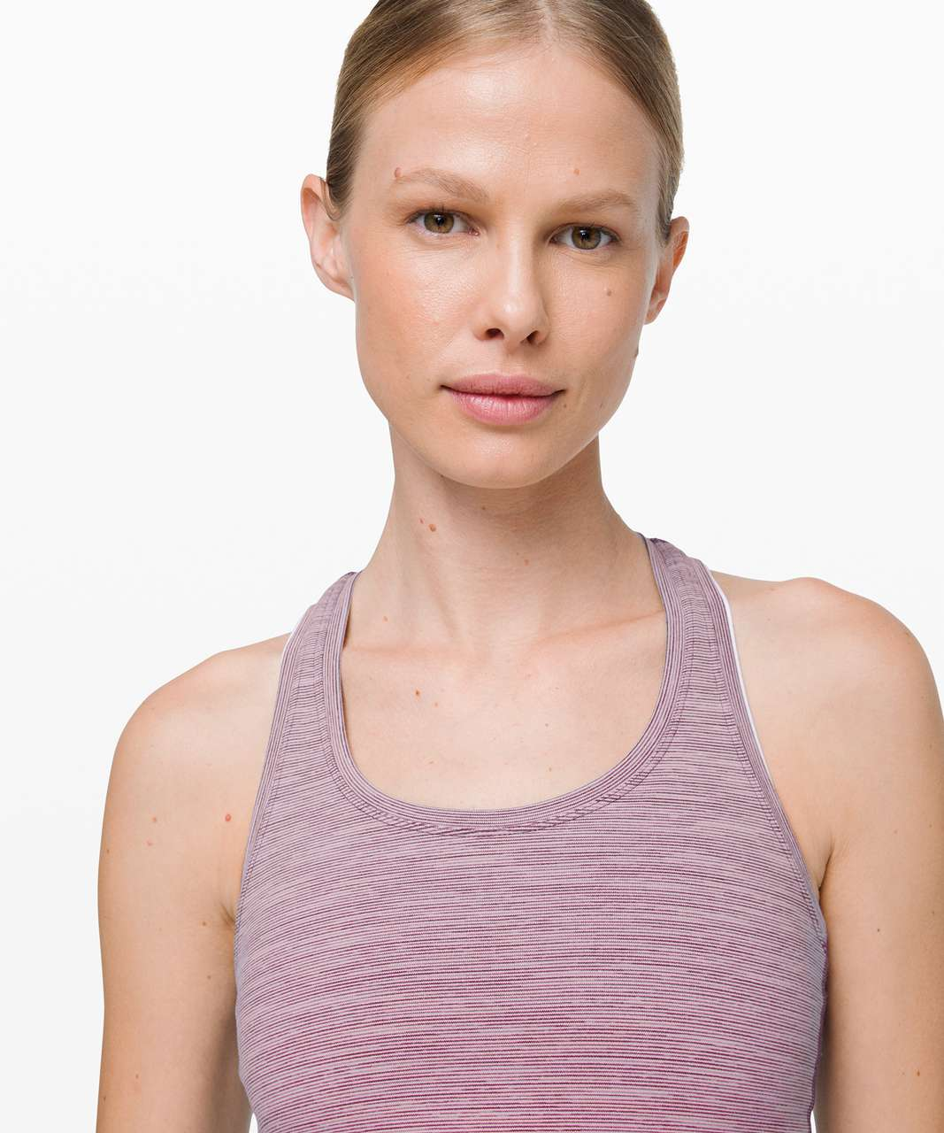 Lululemon Cool Racerback II - Wee Are From Space Frosted Mulberry Black Currant